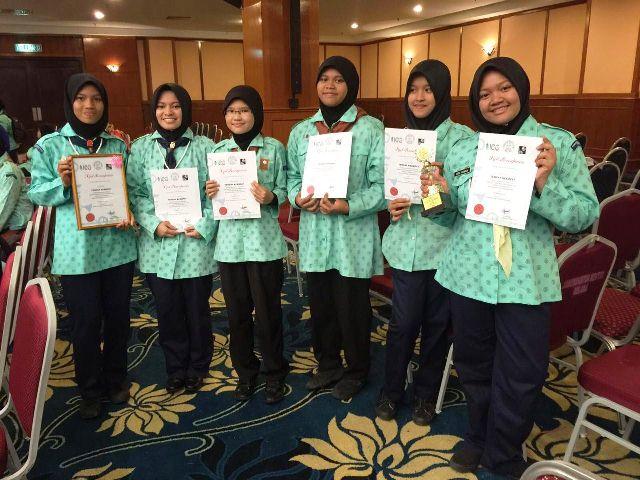 Sambutan Hari Peringatan Sedunia Persatuan Pandu Puteri Malaysia